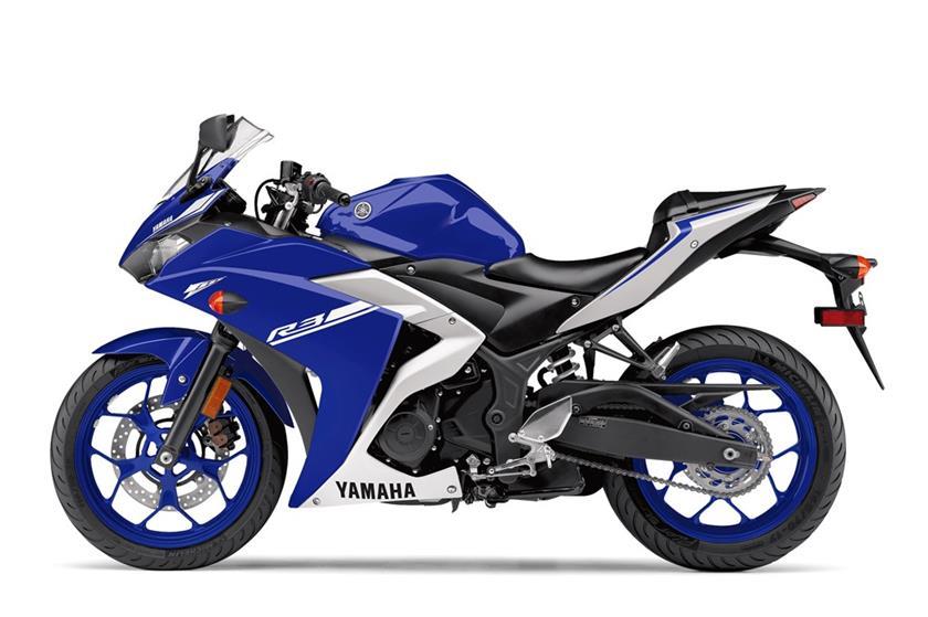 Yamaha R Fairings Pink