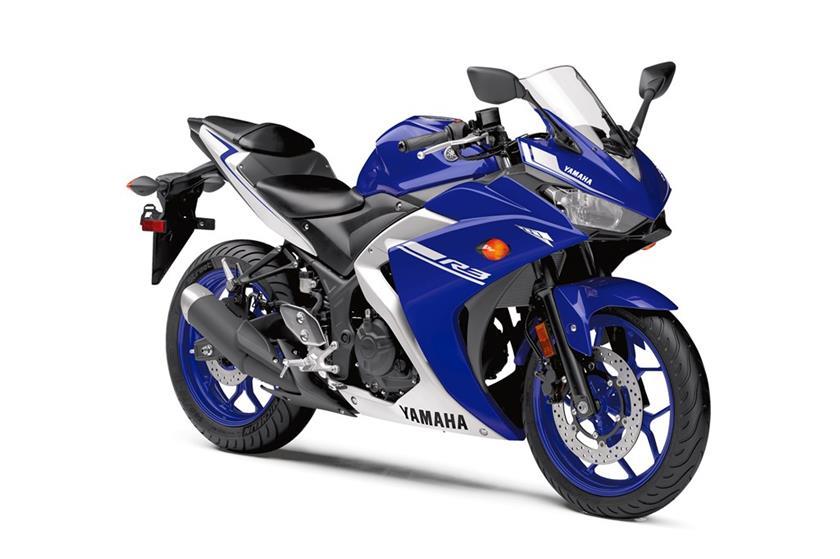 2017 Yamaha YZF R3 Supersport Motorcycle