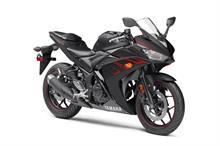 2017 Yamaha YZF-R3 - Studio Black