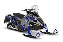 2018 Yamaha Sidewinder L-TX DX - Studio Grey