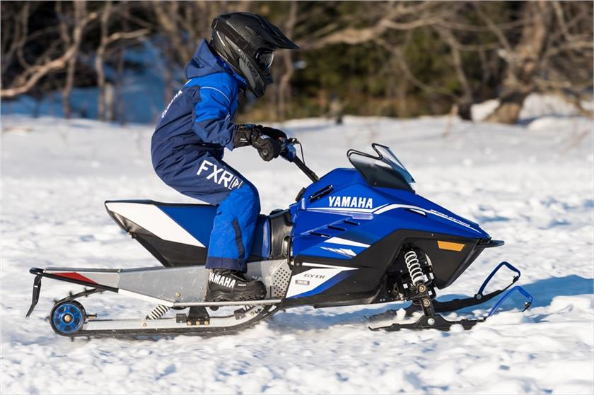 Yamaha Kids Snowmobile