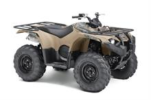 2018 Yamaha Kodiak 450 - Studio Brown