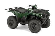 2018 Yamaha Kodiak 700 EPS - Studio Green