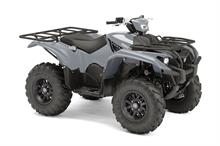 2018 Yamaha Kodiak 700 EPS - Studio Grey