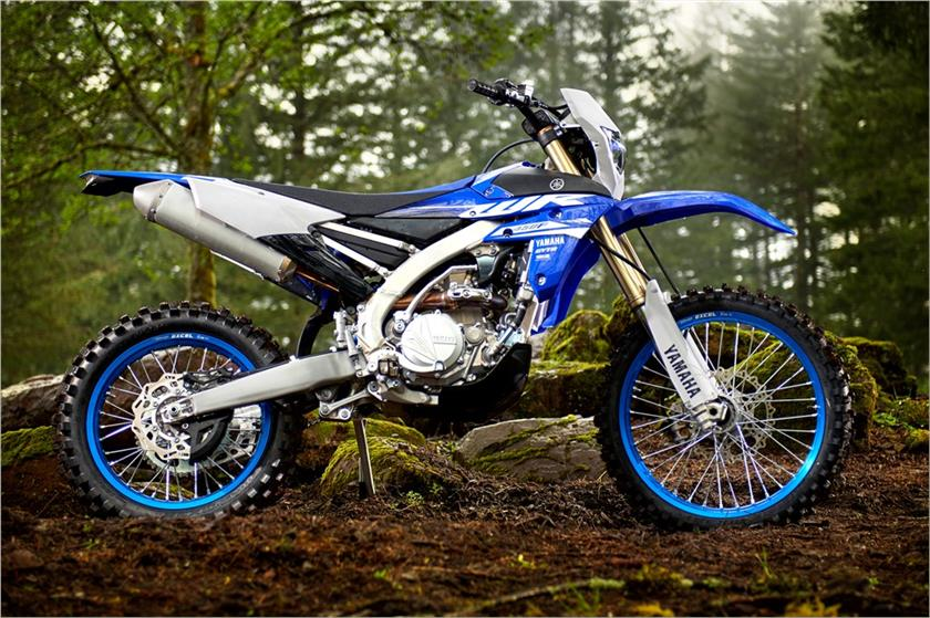 2018 yamaha wr450f cross country motorcycle photo picture. Black Bedroom Furniture Sets. Home Design Ideas