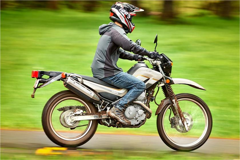 2018 Yamaha Xt250 Dual Sport Motorcycle Photo Picture
