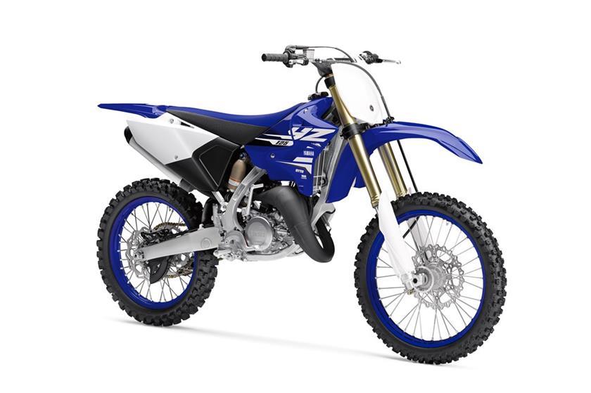 2018 Yamaha Yz125 Motocross Motorcycle Model Home
