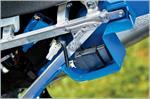 2018 Yamaha YZ450F - Detail Blue