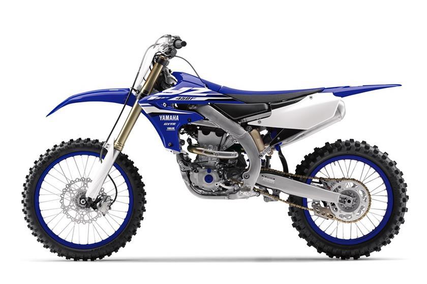 2018 Yamaha Yz450f Motocross Motorcycle Model Home