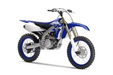 2018 Yamaha YZ450F - Studio Blue