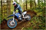 2018 Yamaha YZ450FX - Action Blue