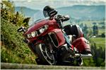 2018 Yamaha Star Venture - Action Red