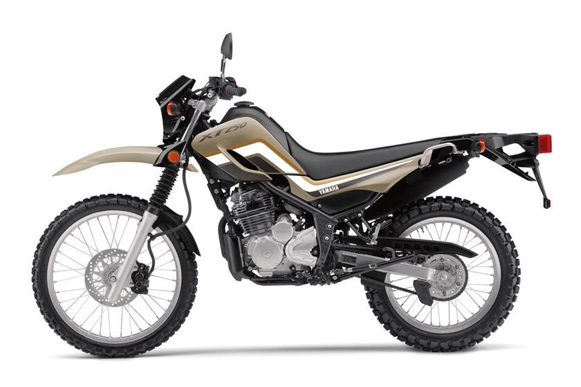 2018 Yamaha XT250 Dual Sport Motorcycle  Model Home