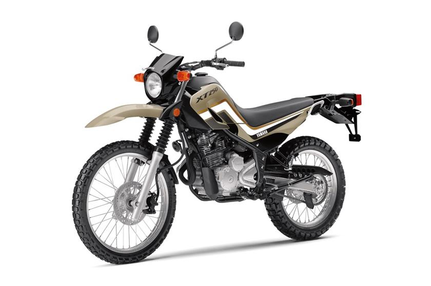2018 yamaha xt250 dual sport motorcycle photo picture for Yamaha dual sport bike