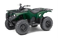 2018 Yamaha Kodiak 450 - Studio Green