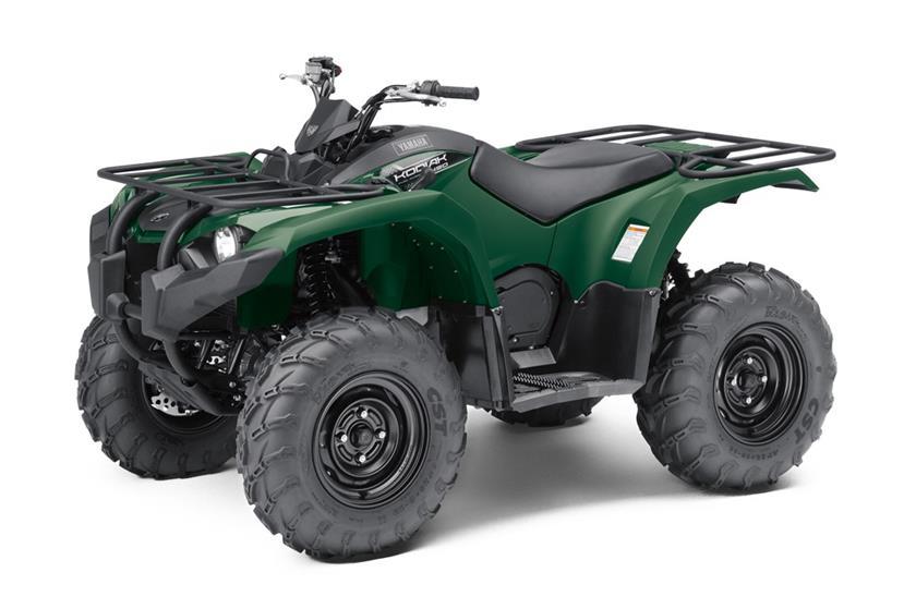 2018 Yamaha Kodiak 450 Utility ATV Model Home – Kodiak 400 Atv Wiring