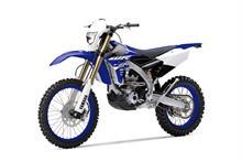 2018 Yamaha WR250F - Studio Blue