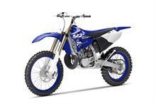 2018 Yamaha YZ250X - Studio Blue