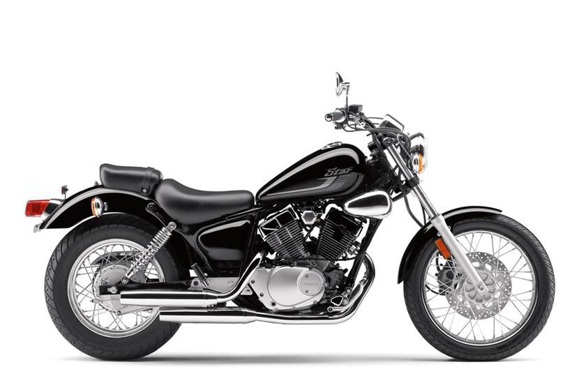 2018 Yamaha V Star 250 Cruiser Motorcycle - Model Home