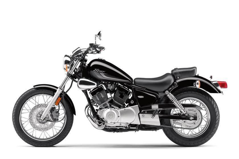 2018 Yamaha V Star 250 Cruiser Motorcycle - Photo, Picture