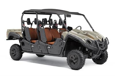 2018 Yamaha Viking Vi Eps Ranch Edition Utility Side By