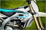 2018 Yamaha YZ450F - Detail White
