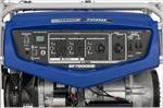 2007 Yamaha EF7200DE/D - Detail Blue