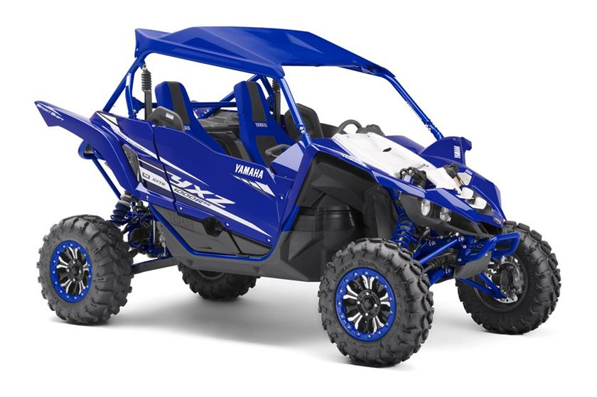 2018 yamaha yxz1000r ss se pure sport side by side photo for Yamaha side by sides