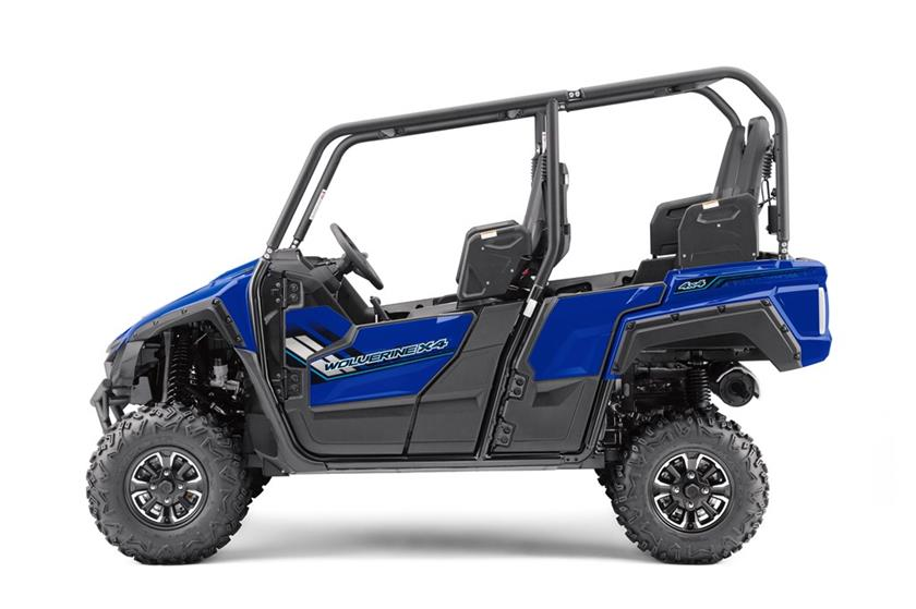 2018 yamaha wolverine x4 recreation side by side photo for Yamaha wolverine x4