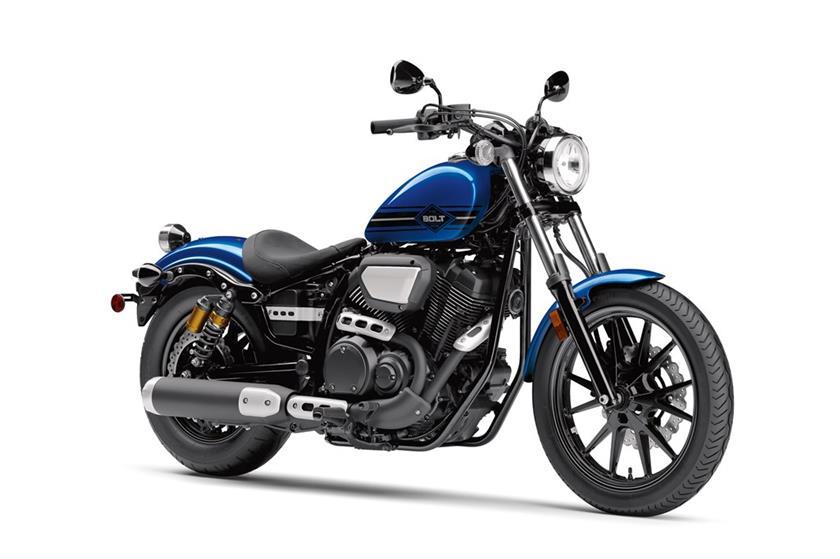 2018 Yamaha Bolt R Spec Cruiser Motorcycle