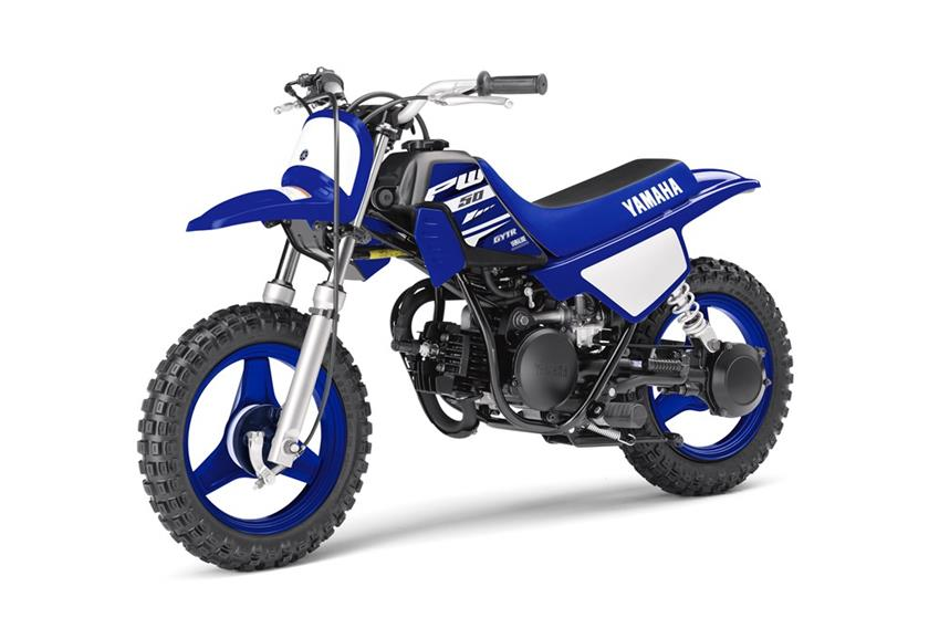 2018 Yamaha PW50 Trail Motorcycle - Model Home