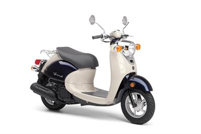 2018 Yamaha Vino Classic Scooter Motorcycle Model Home