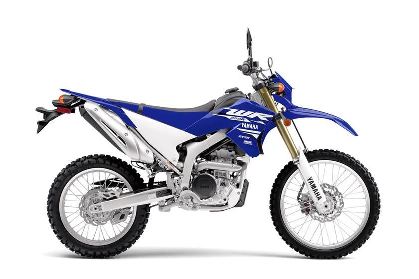 Yamaha Wrr Dual Sport