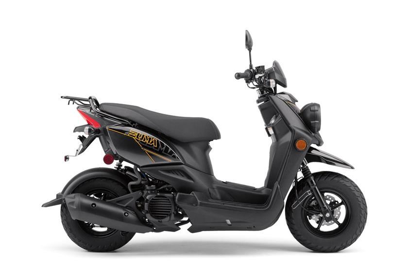 2018 Yamaha Zuma 50F Scooter Motorcycle
