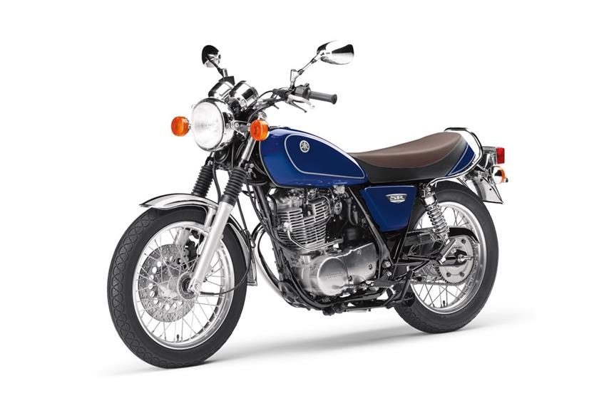 2018 Yamaha Sr400 Sport Heritage Motorcycle Photo Picture
