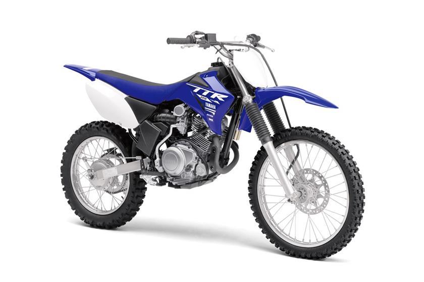 2018 yamaha tt r125le trail motorcycle photo picture for Yamaha motor finance usa login