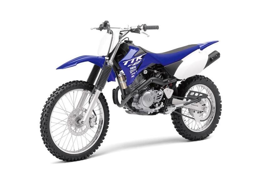 2018 Yamaha TT-R125LE Trail Motorcycle - Model Home