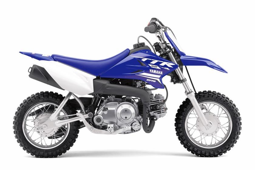 2018 Yamaha Tt R50e Trail Motorcycle Model Home