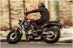 2018 Yamaha XSR700 - Action Red