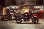 2018 Yamaha XSR700 - Beauty Red