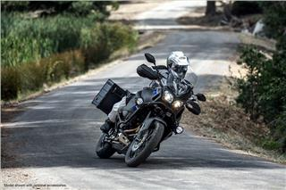 2018 Yamaha Super Ténéré - Action Blue