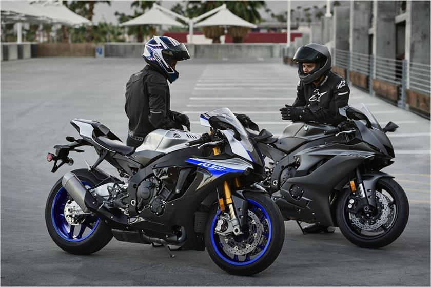 2018 Yamaha YZF R6 Supersport Motorcycle