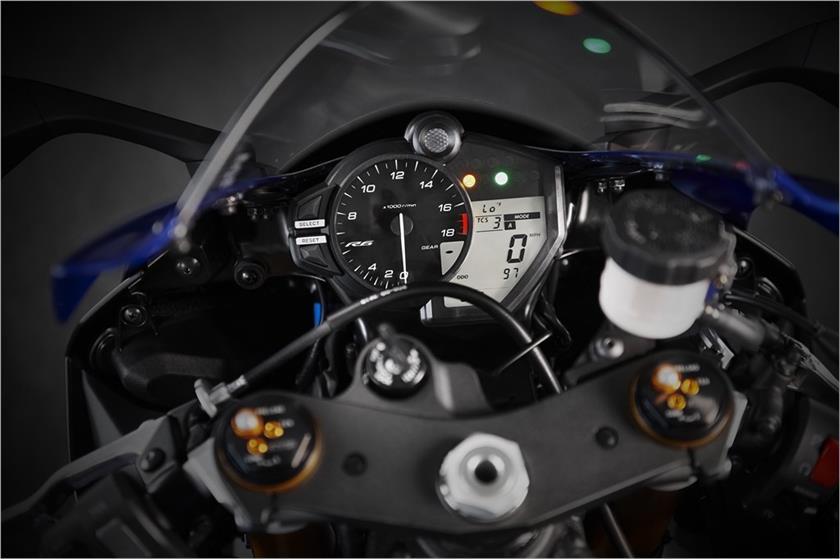 Img on Yamaha R6 Power