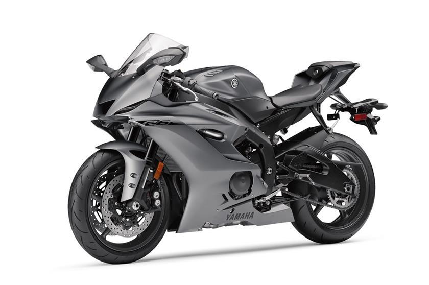 Img on Yamaha R6 Extended