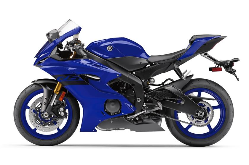 2018 Yamaha YZF-R6 Supersport Motorcycle - Photo, Picture