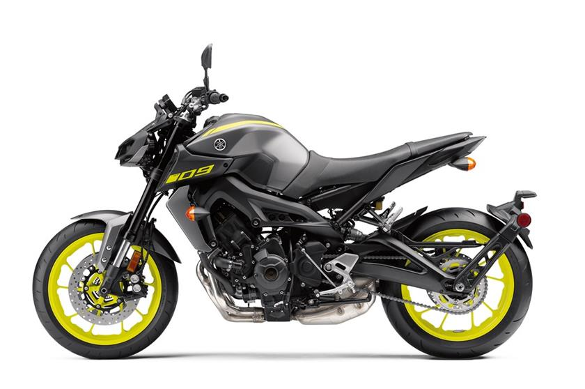 2018 yamaha mt 09 hyper naked motorcycle photo picture. Black Bedroom Furniture Sets. Home Design Ideas