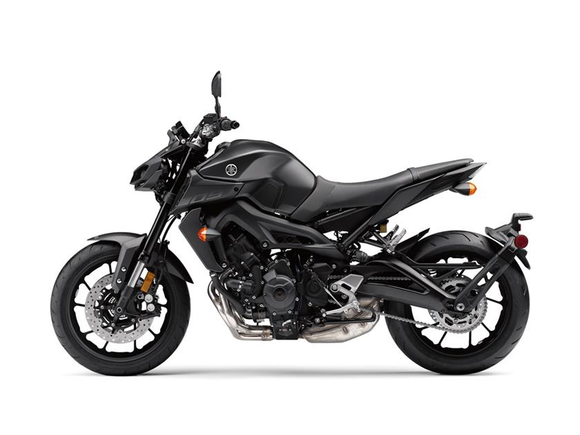 2018 Yamaha Mt-09 Hyper Naked Motorcycle - Photo, Picture-1025