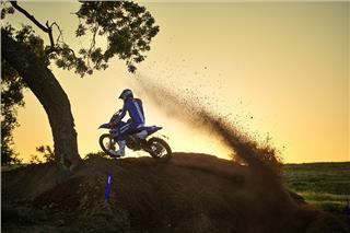 2019 Yamaha YZ450F - Action Blue