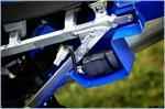 2019 Yamaha YZ450F - Detail Blue