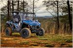 2019 Yamaha Wolverine X2 R-Spec SE - Beauty Blue